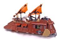 Jabba's Sail Barge - LEGO set #75020-1 (Building Sets ...