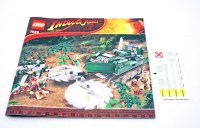 Jungle Cutter - LEGO set #7626-1 (Building Sets > Indiana ...