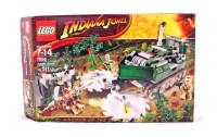 Jungle Cutter - LEGO set #7626-1 (Building Sets > Indiana ...