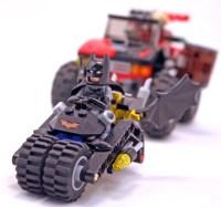 The Batcycle: Harley Quinn's Hammer Truck - LEGO set #7886 ...