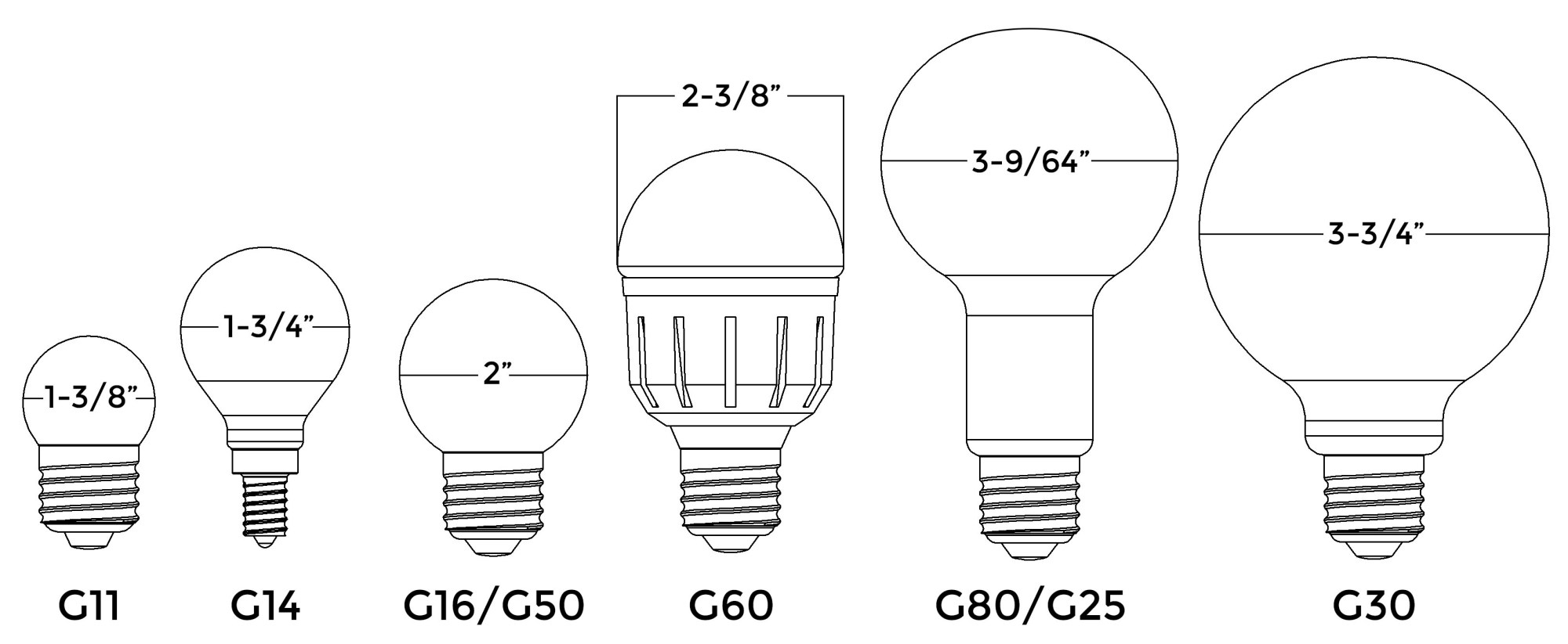 hight resolution of g bulb drawings