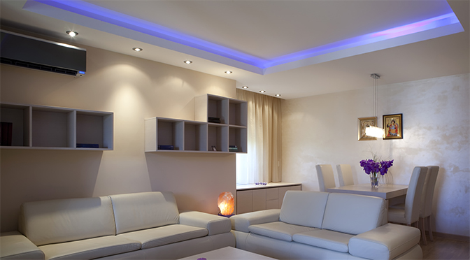 living room led lighting gray and turquoise decorating ideas how to light a the specs that matter super bright leds with lights