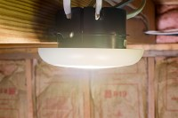 Flush-Mount LED Ceiling Lights for J-Boxes and Can Lights ...