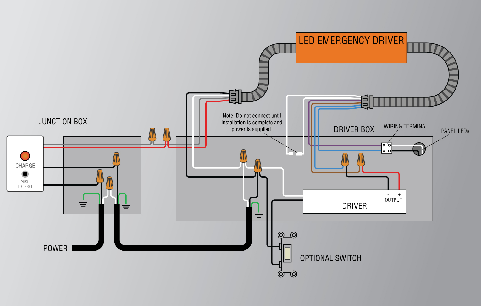 high power led driver circuit diagram sonos play 1 wiring sign gy6 scooter