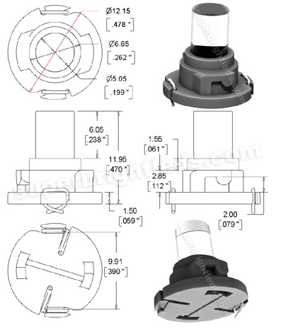 Bright Led Fog Lights Brightest LED Lights Wiring Diagram