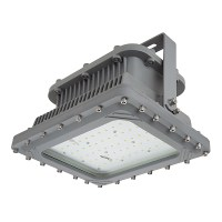 100 Watt LED Explosion Proof Light - Class 1 Div 1 and 2 ...