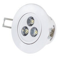 LED Recessed Light Fixture - Aimable - 30 Watt Equivalent ...