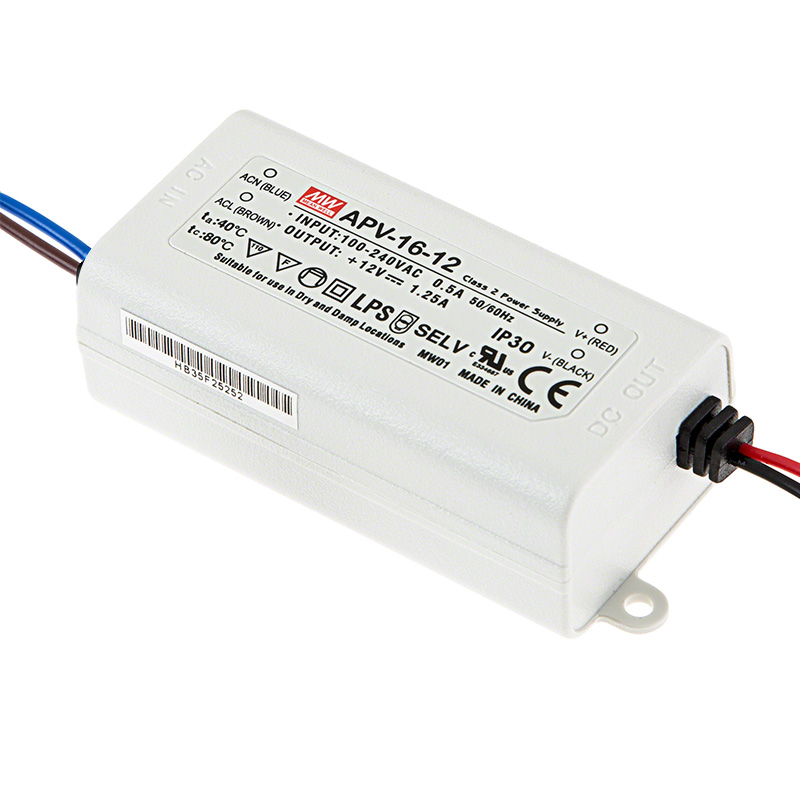 The Entire Circuit Along With The Leds Is Powered By A 12v Dc Power