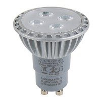 GU10 LED Bulb - 35 Watt Equivalent - Bi-Pin LED Spotlight ...