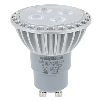 GU10 LED Bulb - 40 Watt Equivalent - 120V AC - Bi-Pin LED ...