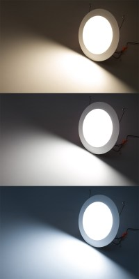 "LED Recessed Lighting Kit for 6"" Cans"