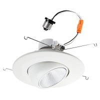 LED Recessed Lighting Kit for 5""