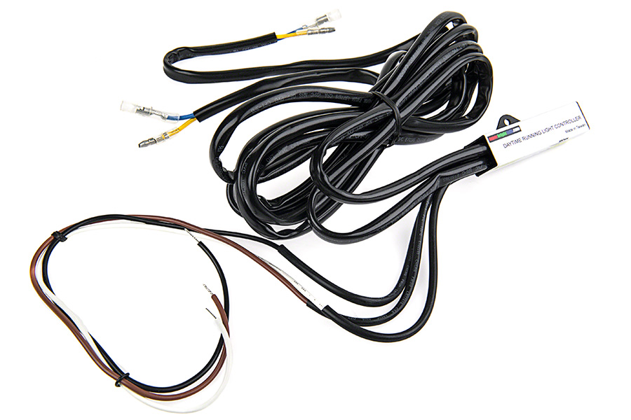 Dual Function Wiring Harness Running Light Signal : 49