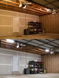 30W LED Shop Light/Garage Light - 2' Long - 3,400 Lumens ...