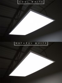 LED Panel Light - 2x4 - 7,000 Lumens - 72W Dimmable Even ...
