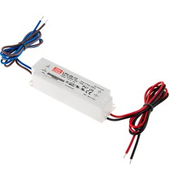 mean well led switching power supply lpv series 20 100w single output led power [ 900 x 900 Pixel ]