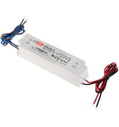 mean well led power supply lpv series 35w single output led power supply 12v dc [ 900 x 900 Pixel ]