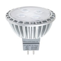 MR16 LED Bulb - 40 Watt Equivalent - 12V AC/DC - Bi-Pin ...