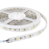 Outdoor RGBW LED Strip Lights - Weatherproof 12V LED Tape ...