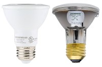 PAR20 LED Bulb - 60 Watt Equivalent - Dimmable LED ...