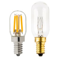 T22 LED Filament Bulb - 20 Watt Equivalent Candelabra LED ...