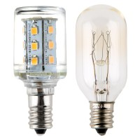 T7 LED Bulb - 10 Watt Equivalent Candelabra LED Bulb - 120 ...