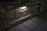 """LED Hardscape Lighting - 8"""" Deck / Step and Retaining Wall ..."""