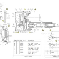 Auto Gate Wiring Diagram Pdf 3 Wire Plug Patriot Actuator Parts Usautomatic Openers