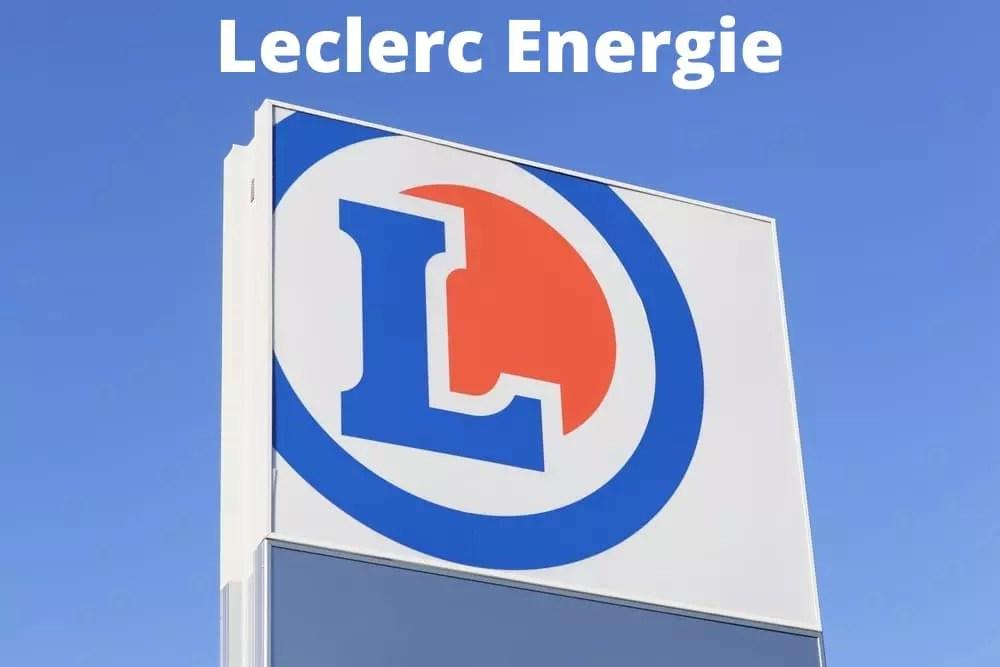 leclerc energie