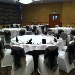Wedding Chair Covers Doncaster Pink Office Walmart Font Color Purple