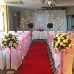Chair Covers Wedding Yorkshire Ikea Pink Font Color Purple Special Events Doncaster S Number 1 Flowers Centre Pieces Twinkle Backdrop South Bridal Arch