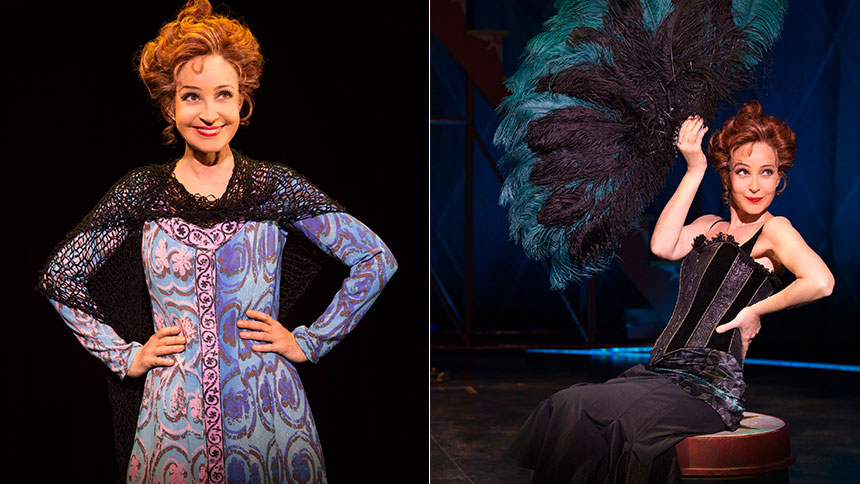 Pippin Star Annie Potts Holds Nothing Back In These Five
