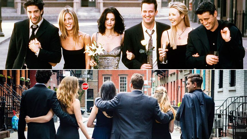 The Friends Musical Parody Is Coming to NYC  Heres A Look at the Cast  The Daily Scoop