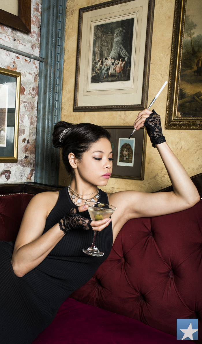 Miss Saigon Tony Nominee Eva Noblezada Is a Modern Holly Golightly in This Breakfast at Tiffany