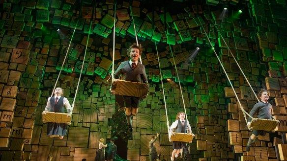 Broadway-Matilda-Nueva-York