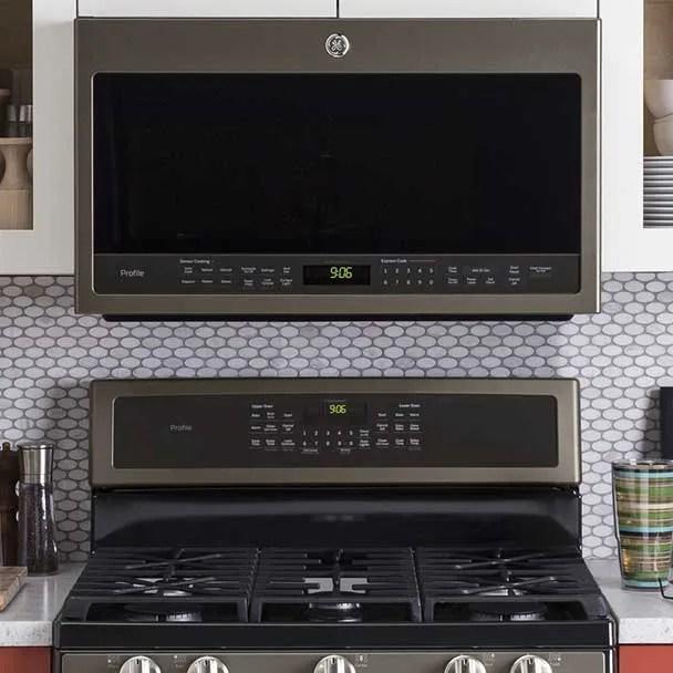 ge slate kitchen appliances ellis