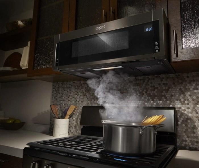 whirlpool and kitchenaid low profile