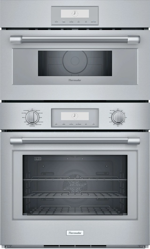 electric oven micro combo built in
