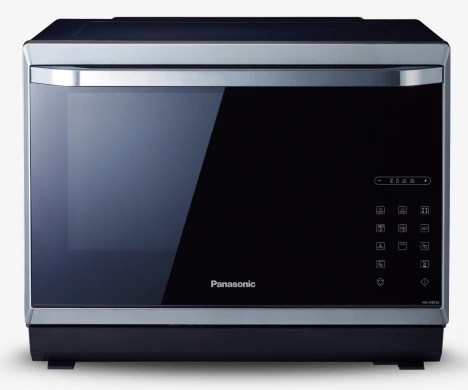 panasonic 1 2 cu ft stainless steel built in microwave oven nn cs896s