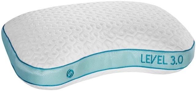 bedgear level 3 0 series performance pillow levelp 3 0