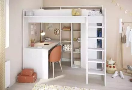 storage beds for kids