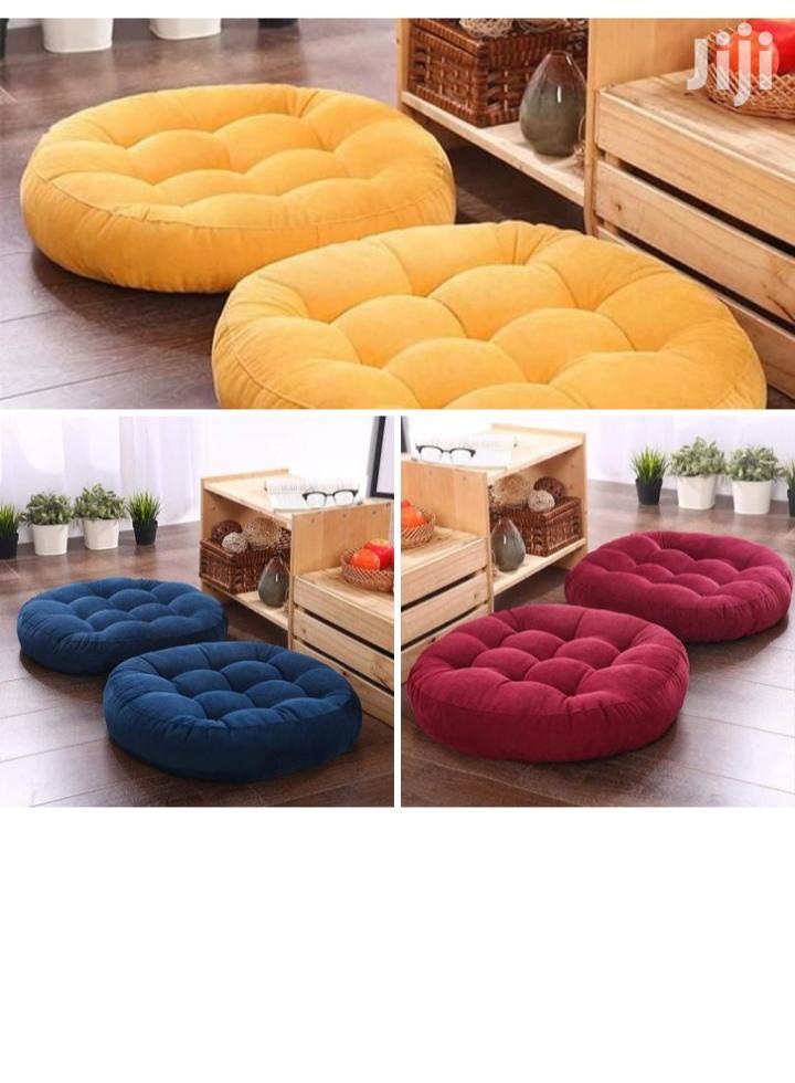 round floor pillow cushion indoor outdoor