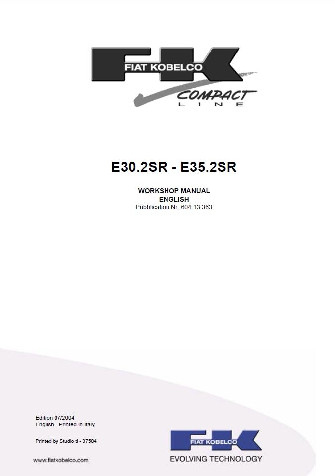 Komatsu PC450-6, PC450LC-6 12144 and up Hydraulic Exca