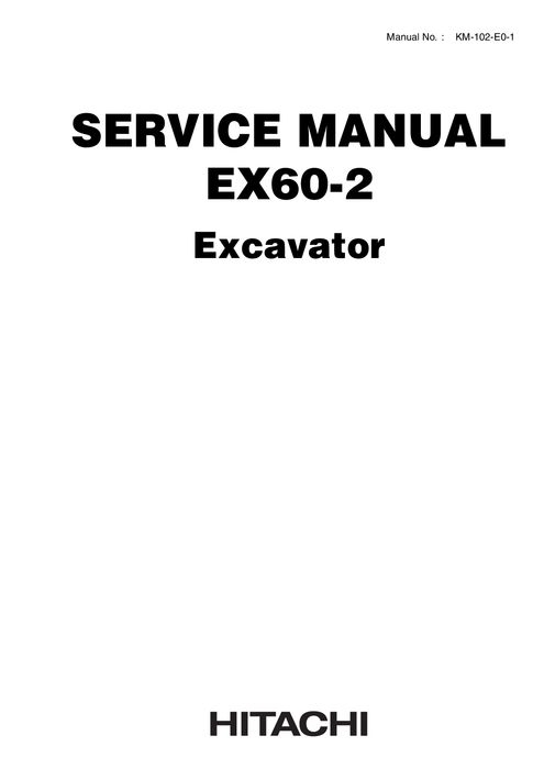 Komatsu PC228US-3, PC228USLC-3 30001 and up Hydraulic