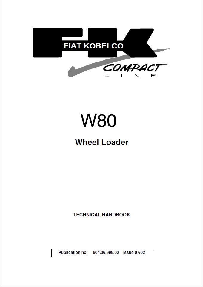 Komatsu WA250-5L, WA250PT-5L Waste Handler A73001, A79