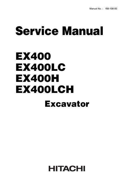 Komatsu SAA6D107E-1, SAA4D107E-1, 107E-1 Series Diesel