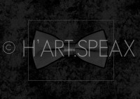 A Black Tie Affair Invitation - H'ART.SPEAX