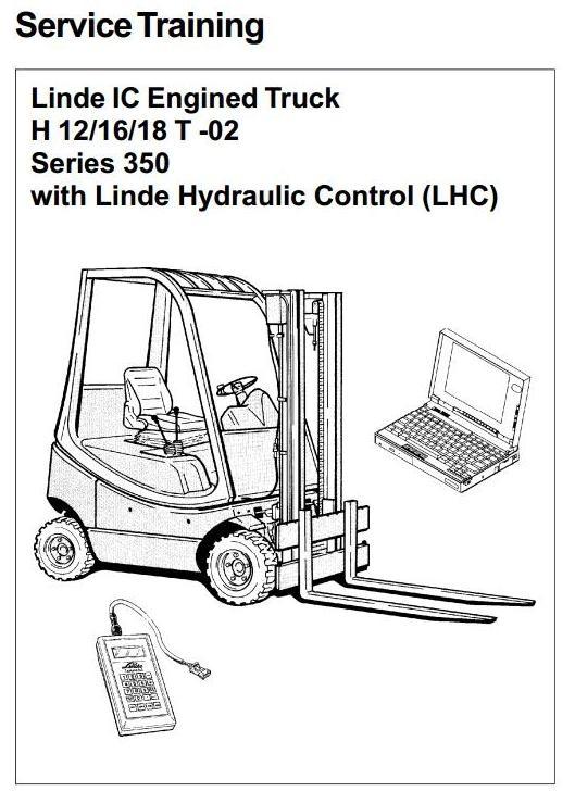 Hyster Truck E007 Series: H165XL, H250XL, H8.00XL, H9.