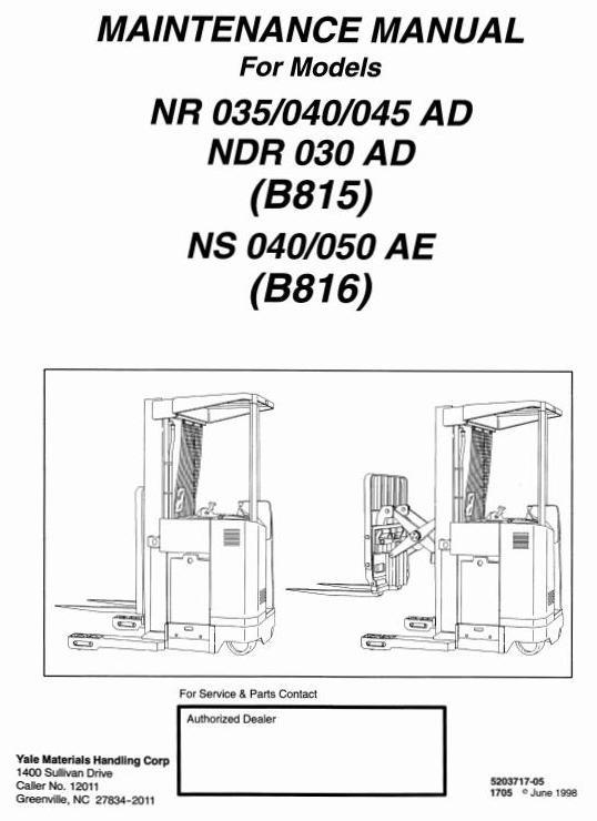 Still Forklift R20-14,-15,-16,-18,-20: 2017, 2018, 201