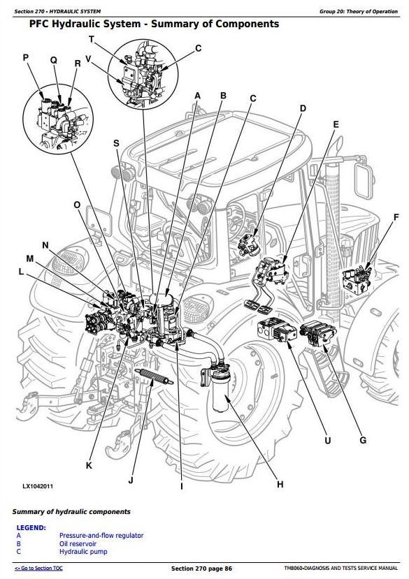John Deere 770ch Motor Grader Repair Manual